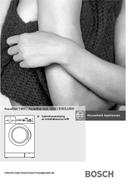 Bosch AquaStar luxe 1200 pagina 1