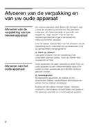 Pagina 4 del Bosch AquaStar luxe 1200