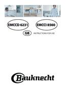 Bauknecht EMCCD 6231 page 1