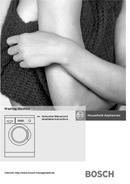 Bosch WFO2452 pagina 1