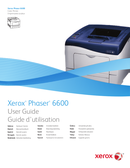 Xerox Phaser 6600DN page 1