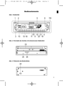 Página 3 do Clatronic AR 600 CD