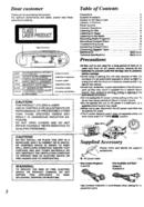 Panasonic RXDS11 page 2
