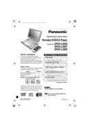 Panasonic DVD-LS85 page 1