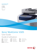 Xerox WorkCentre 6505N page 1