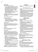 AEG SR 4310 CD/MP3 page 5