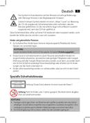 AEG CDP 4228 page 5