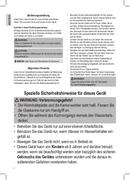 Página 2 do Clatronic KA 3327