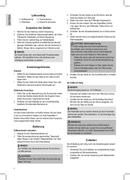 Página 4 do Clatronic KA 3327