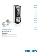 Philips GoGear Flash SA4111 page 1