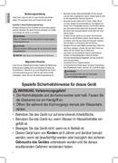 Página 2 do Clatronic KA 3330