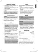 Página 5 do Clatronic KA 3356