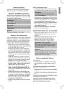 Página 3 do Clatronic KA 3459