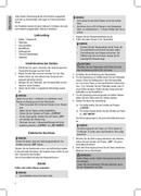 Página 4 do Clatronic KA 3459