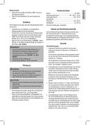 Página 5 do Clatronic KA 3459