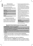 Página 2 do Clatronic KA 3482