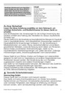 Bosch MUM57810 Styline pagina 3