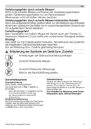 Bosch MUM57810 Styline pagina 5