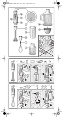 Braun Multiquick 5 MR 540 pagina 3