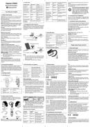 Siemens Gigaset ZX600 sivu 1