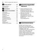Bosch SMS40D42 pagina 4