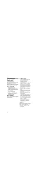 Bosch SMS53N02 pagina 4