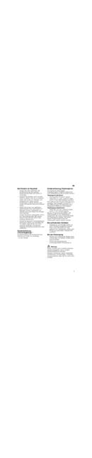 Bosch SMS53N02 pagina 5