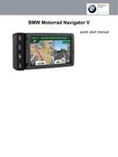 Página 1 do BMW Navigator V