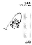 Kärcher VCE 35 L AC Flex страница 1