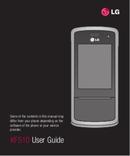 LG KF510 sivu 1