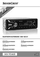 SilverCrest SAB 160 A1 IAN 90468 side 1