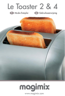 Magimix Le Toaster 4 side 1