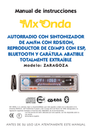 Mx Onda Zaragoza side 1