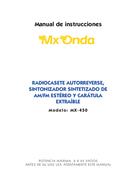 Mx Onda MX450 side 1
