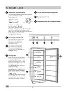página del Indesit GSF 4302 W 4