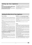 página del Indesit GSF 4302 W 5