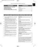 Yamaha TX-396L sivu 3