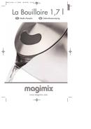Página 1 do Magimix La Bouilloire 1.7L