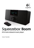 Logitech Squeezebox Boom sivu 1