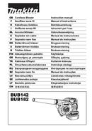 Makita BUB142Z side 1