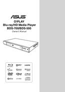 Asus O!Play BDS-500 sivu 1