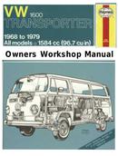 Volkswagen Transporter 1600 (1968) Seite 1