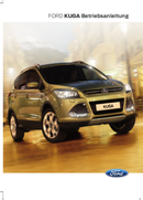 Ford Kuga (2013) Seite 1