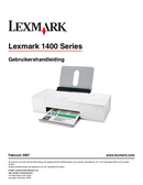 Lexmark Z1420 side 1