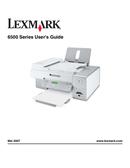 Lexmark X6570 side 1