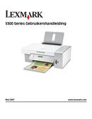 Lexmark X5320 side 1
