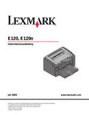 Lexmark X2400 side 1