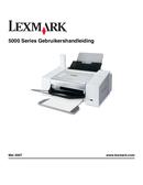 Lexmark X5075 side 1