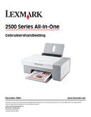 Lexmark X2550 side 1