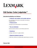 Lexmark P3140 side 1